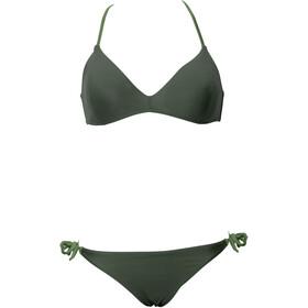arena Solid Triangle Bikini Women army/army